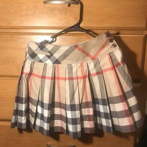 NWOT Burberry skirt